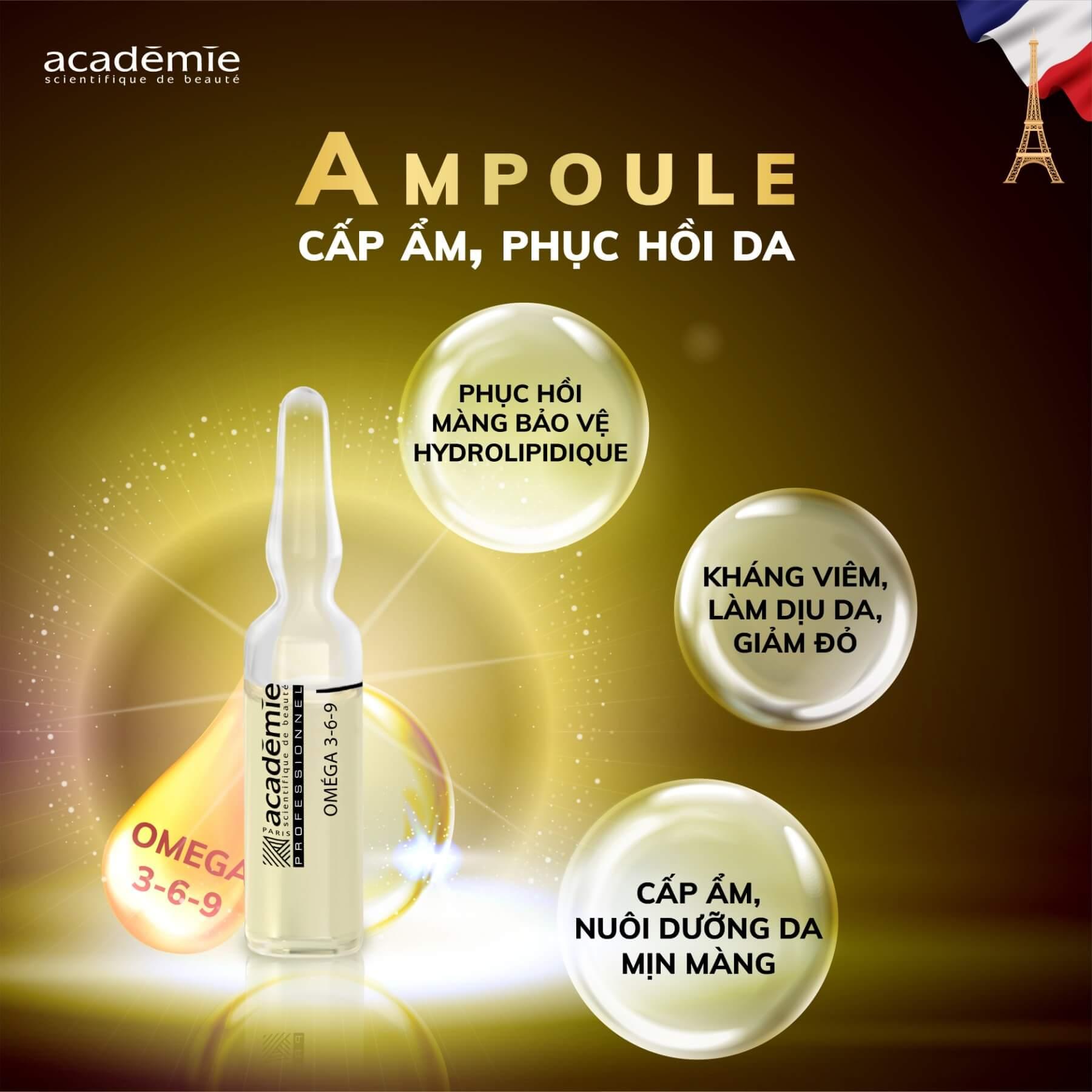 AB ampoule vàng