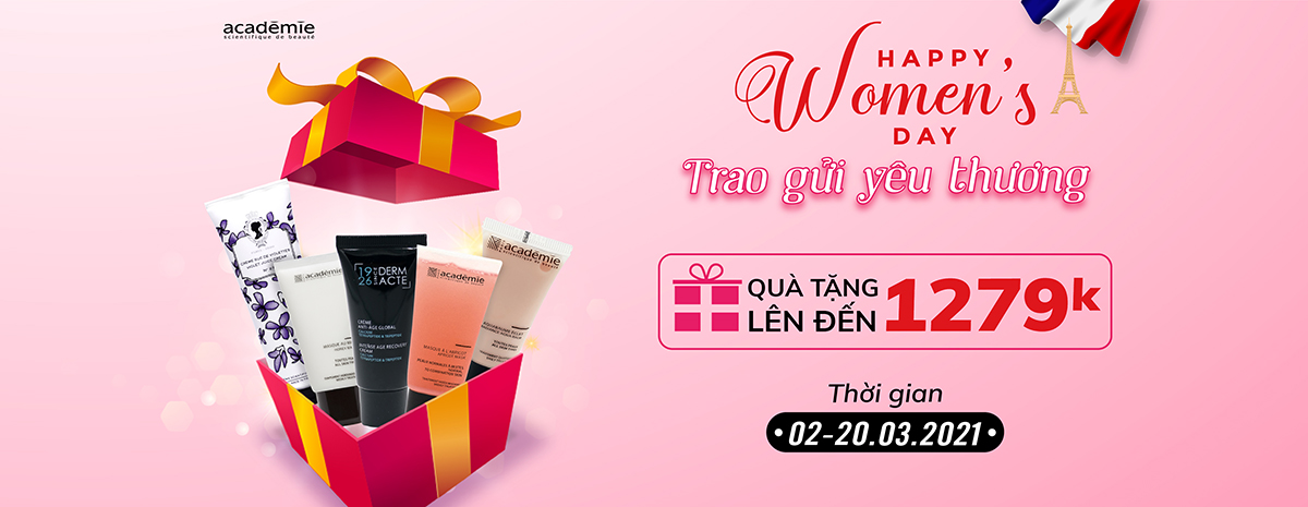 Happy Woman Day Bai Viet AB