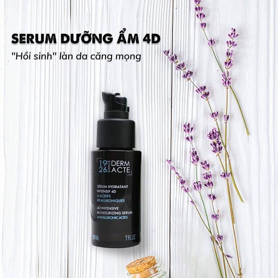 Serum 4D HA